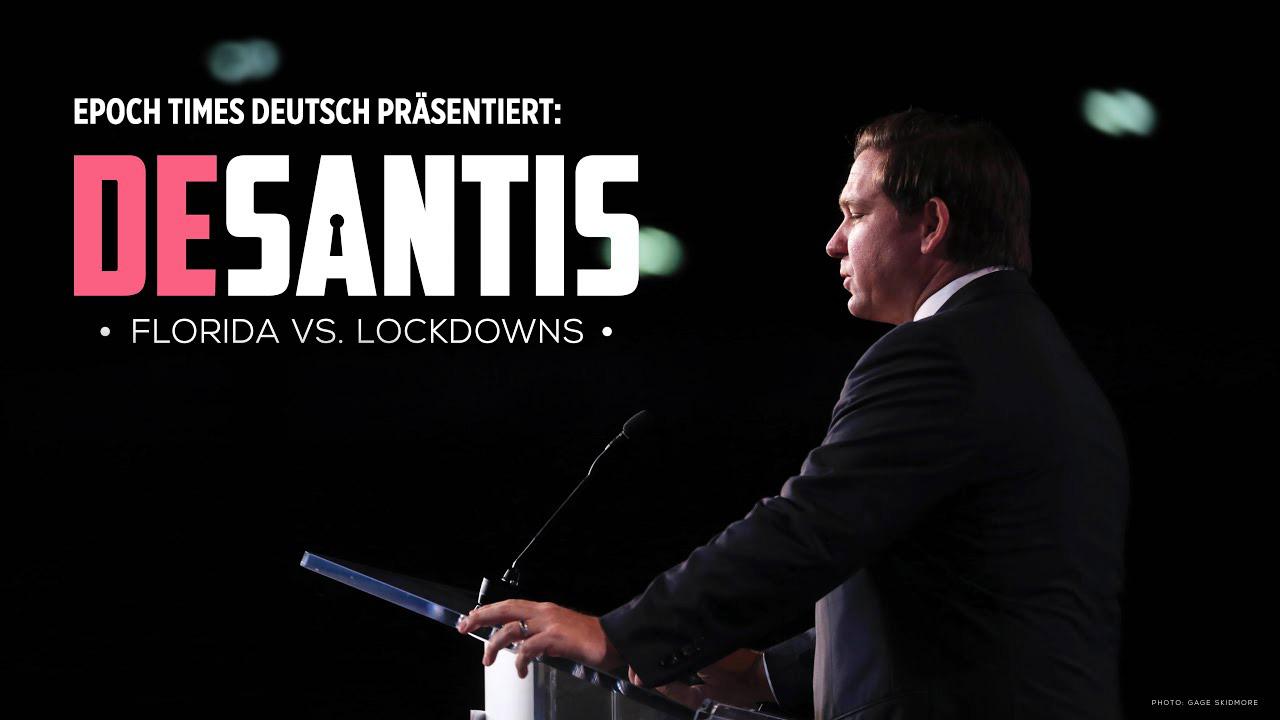 DeSantis: Florida gegen den Lockdown – Eigenständig durch die Corona-Krise