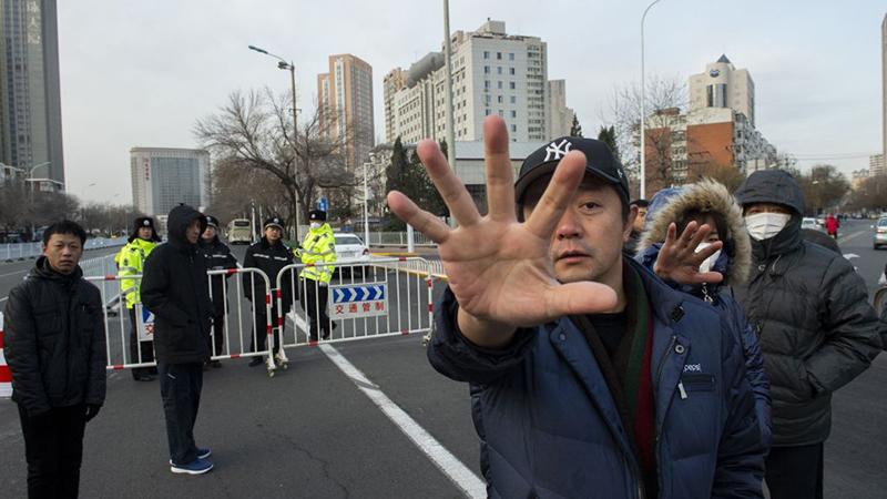 """USA kritisieren """"Einschüchterung"""" ausländischer Journalisten in China"""