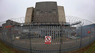 London will keine chinesische Beteiligung an künftigen Atomkraftwerken