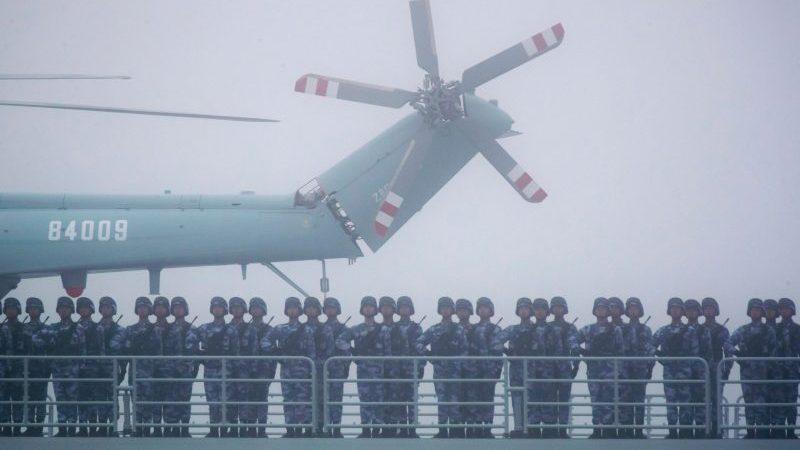 Peking will ehemalige amerikanische Militärbasis auf Pazifikinsel ausbauen