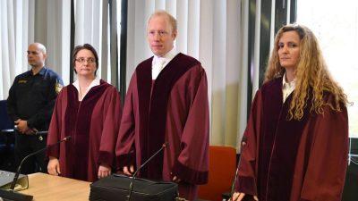 Fränkische Rechtsextreme muss wegen geplantem Anschlag sechs Jahre ins Gefängnis