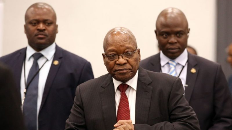 Korruptionsprozess gegen südafrikanischen Ex-Staatschef auf August vertagt