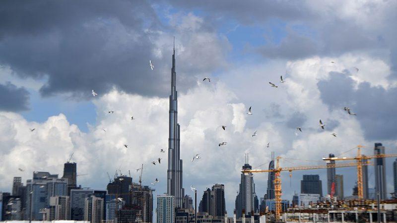Wettermanipulation: Dubai erzeugt künstlichen Regen gegen Hitzewelle