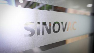 """Sinovac-Vakzin in Kritik – Experte: """"Schlechte Impfstoffe können zur Entstehung neuer Virusvarianten führen"""""""