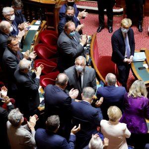 Französischer Senat stimmt Impfpflicht-Gesetz zu