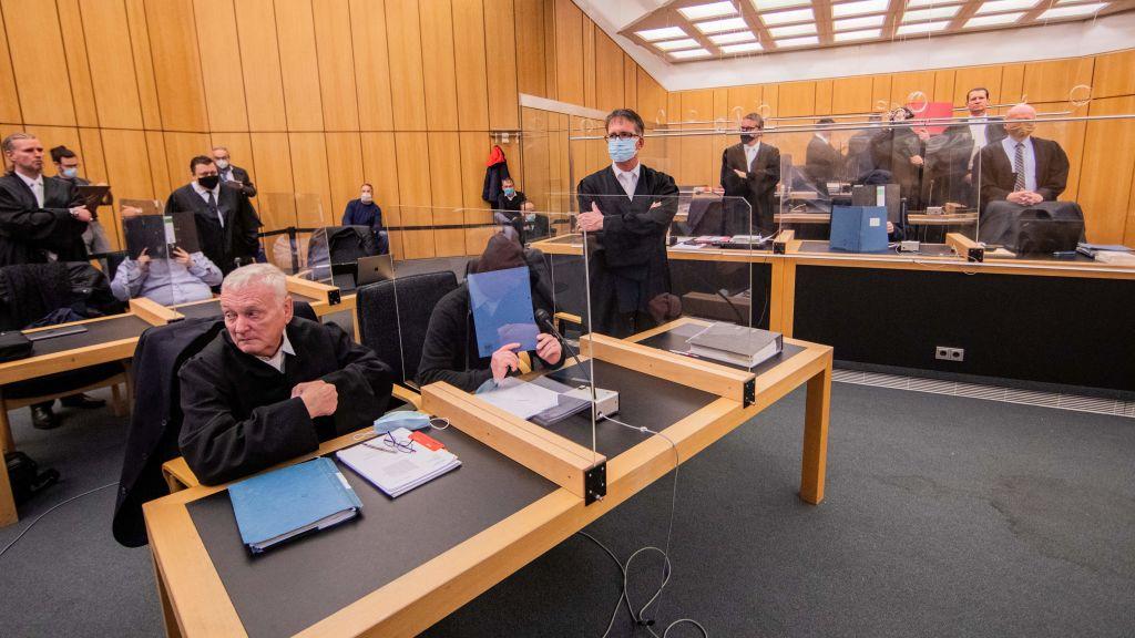 Missbrauchskomplex Münster: 14 Jahre Haft für Hauptangeklagten