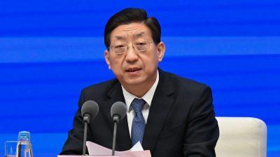 KP Chinas empört: WHO-Experten wollen weitere Labore kontrollieren