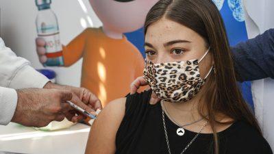 Masseninfektion auf Schulparty in Tel Aviv: Geimpfter steckte 83 Schüler mit Corona an