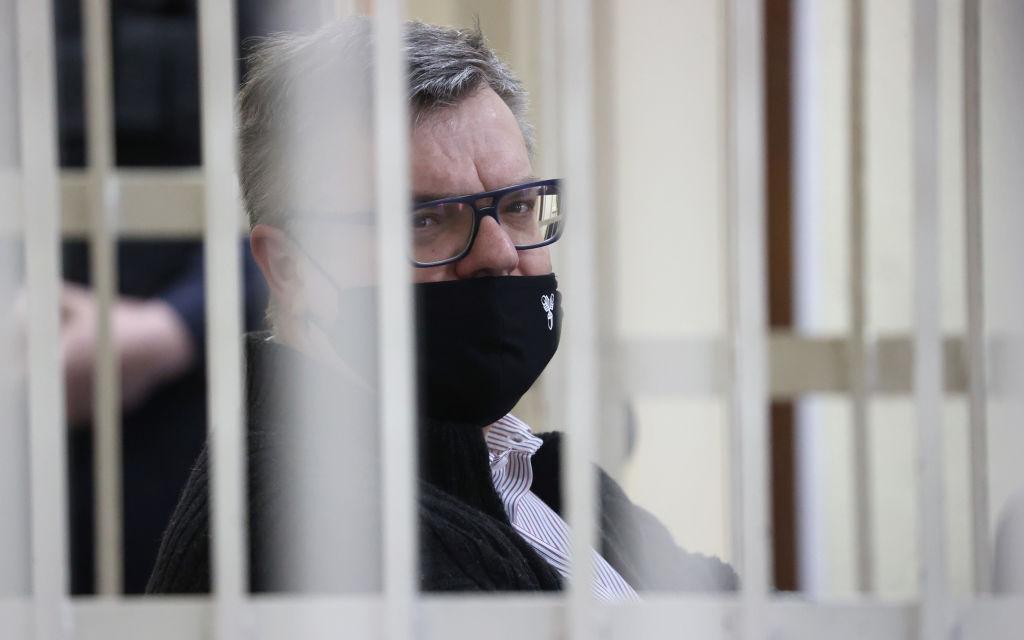 Belarus: 14 Jahre Straflager für den Oppositionellen Viktor Babaryko