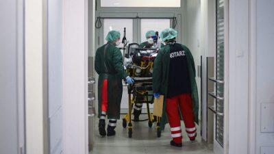 Bewertung der Corona-Lage: Hospitalisierung als neuer Indikator