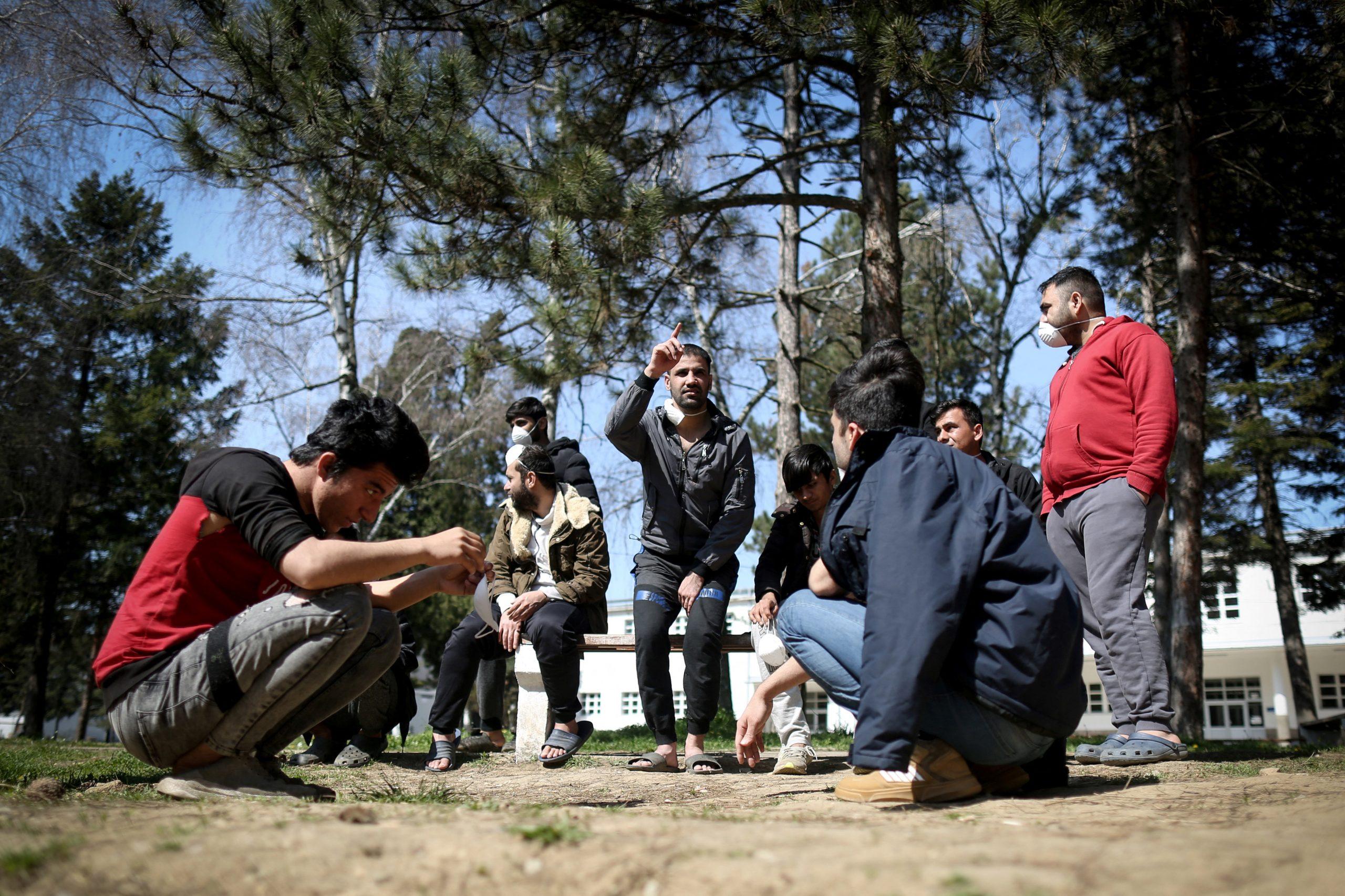 Nach Truppenabzug und Wiedererstarken der Taliban droht neue Flüchtlingswelle aus Afghanistan