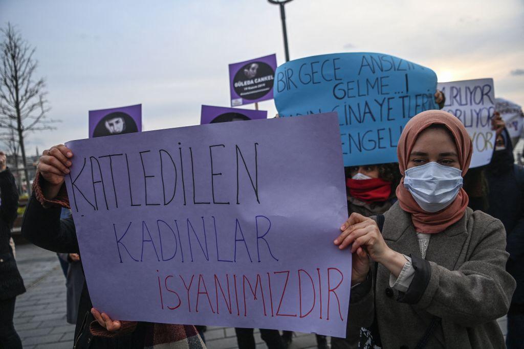 """Amnesty: Austritt der Türkei aus Istanbul-Konvention """"gefährlich"""""""