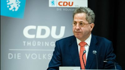 """Maaßen wirft Gebühren-Medien """"Manipulation"""" vor und fordert NDR-Untersuchungsausschuss"""