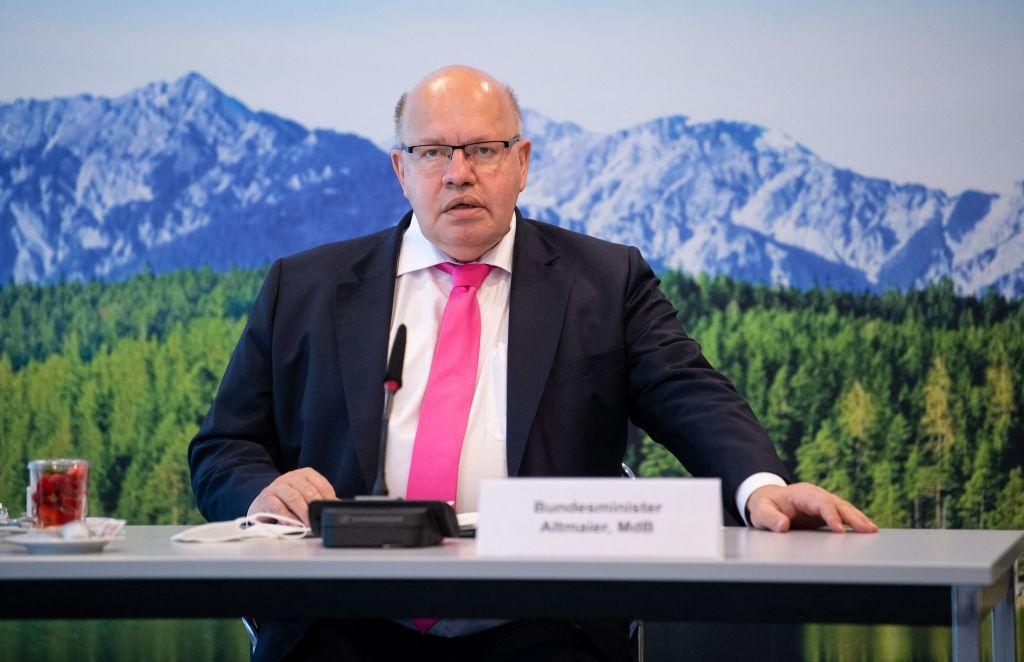 Altmaier erwartet von Bund-Länder-Konferenz entschlossene Hilfe für Flutopfer