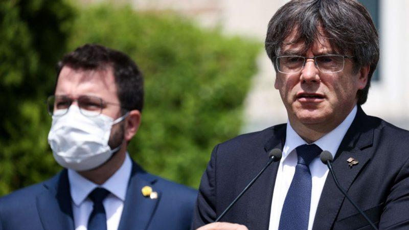 EU-Gericht hebt Immunität Puigdemonts auf