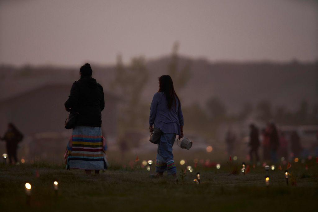 182 weitere Gräber an Internat für Kinder kanadischer Ureinwohner gefunden