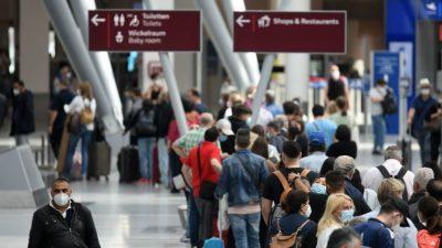 Geringere Reisebeschränkungen für weitere Länder