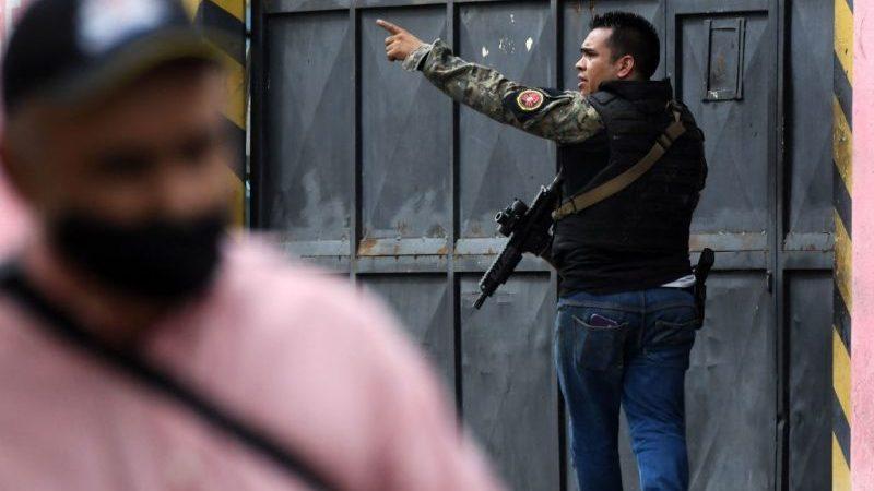 Mehr als 25 Tote bei Kämpfen zwischen Polizei und Banden in Caracas