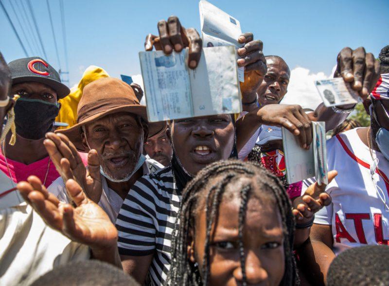 Haiti: Der Karibikstaat ohne Impfstoffe