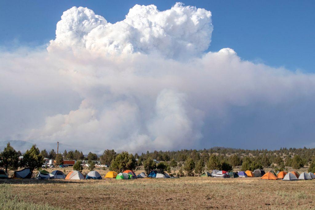 Westkanadische Provinz ruft wegen Waldbränden Notstand aus