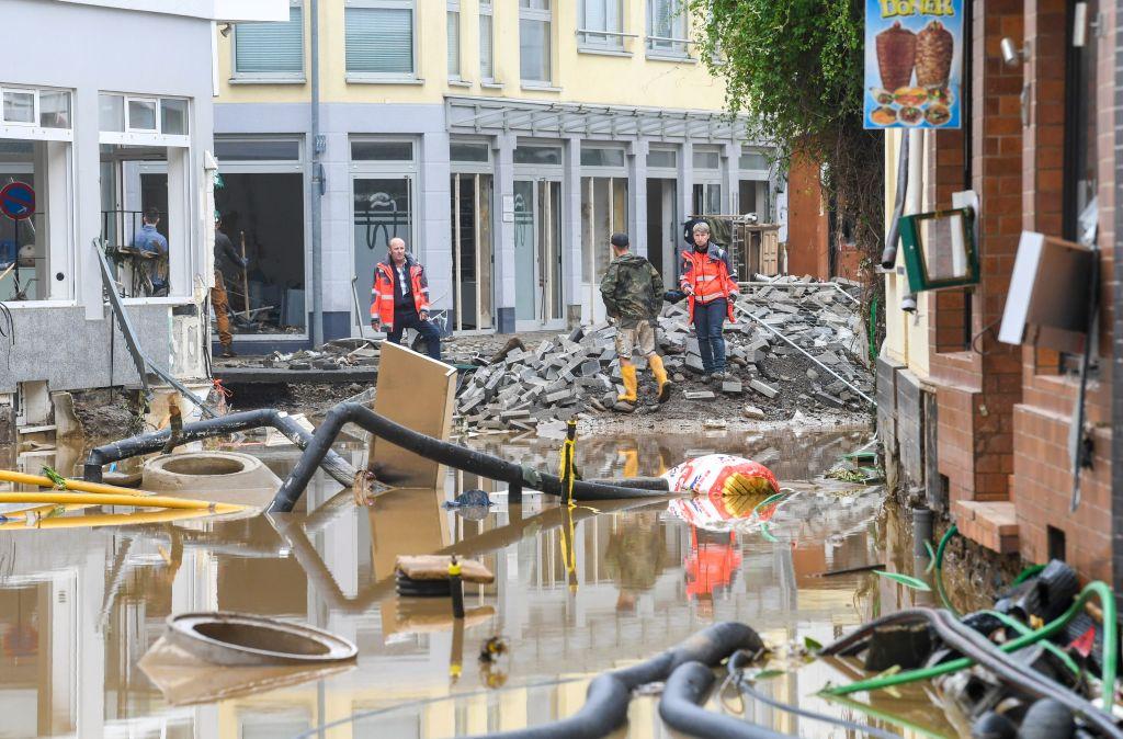 Landkreis Ahrweiler missachtete offenbar Hochwasserwarnungen vor Katastrophe