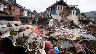 Regen-Flut: Es kann überall passieren – 54 Prozent der Häuser nicht dagegen versichert