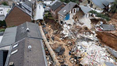 """Heftige Kritik nach Flutkatastrophe – Meteorologe: """"WDR"""" hat nichts getan, um Leben zu retten"""