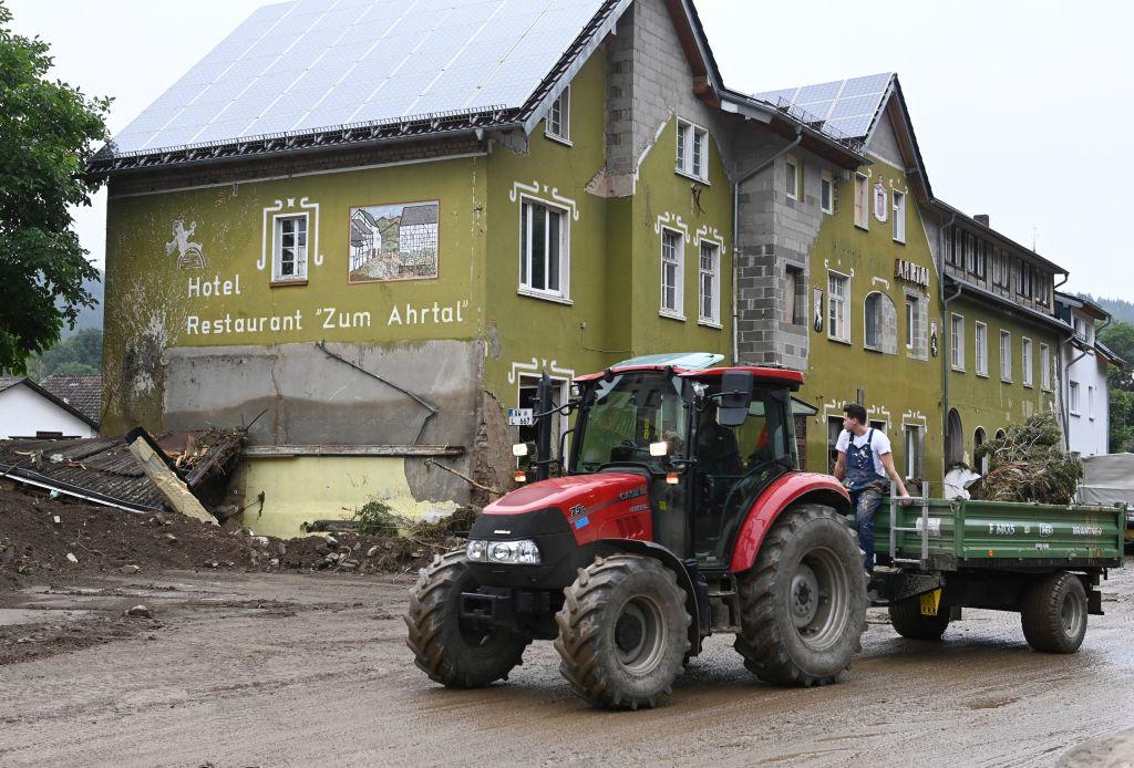 Hochwasserkatastrophe – und wie unsere Bauern die Kartoffeln aus dem Feuer holten