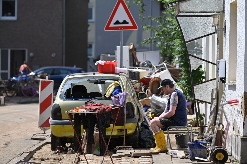 Deutscher Wetterdienst informierte zwei Tage vorher über Unwetter