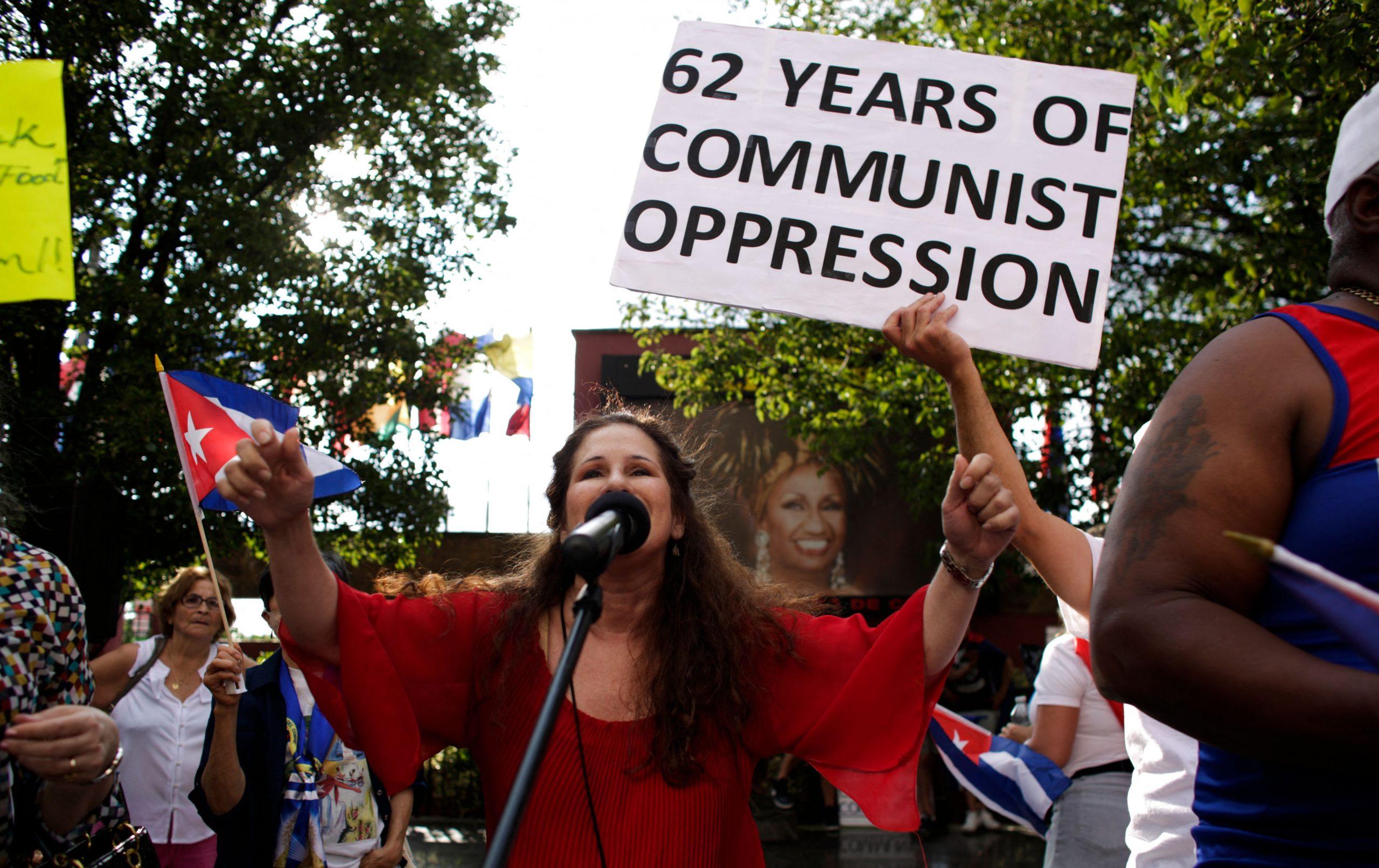 USA verhängen Sanktionen gegen kubanische Regierungsvertreter