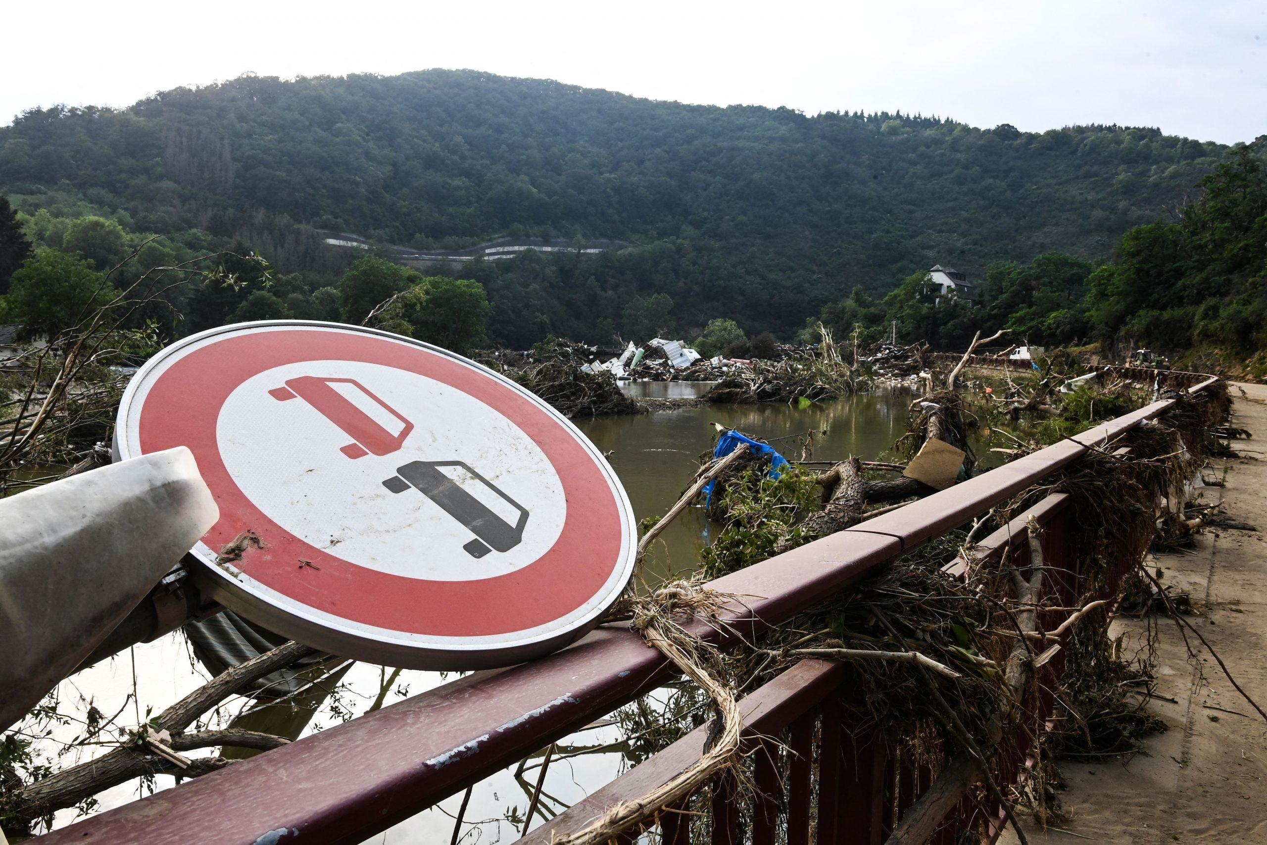 Freiblickinstitut: Flut-Katastrophe nicht für grüne Demagogie missbrauchen