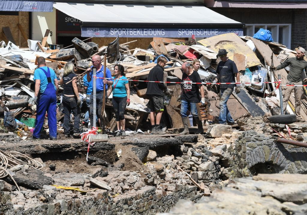 Deutschland will wegen Hochwasser EU-Solidaritätsfonds anzapfen