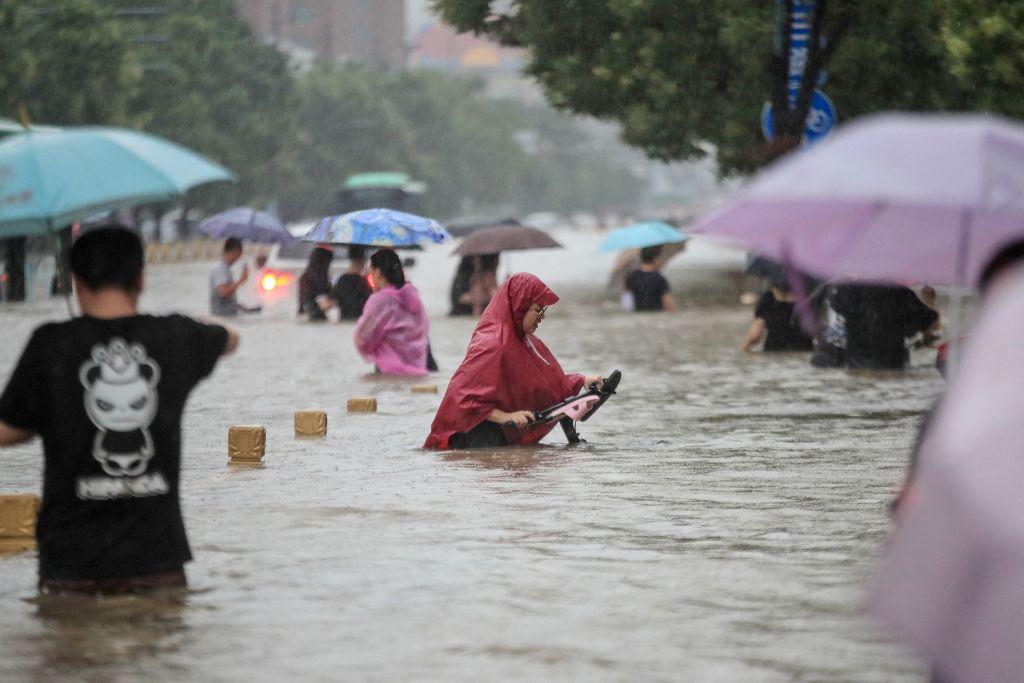 Mehr als 50 Tote nach Überschwemmungen in chinesischer Provinz Henan