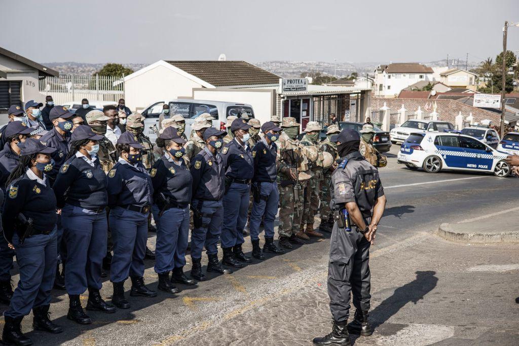 Zahl der Todesopfer bei Unruhen in Südafrika steigt auf 276