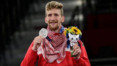 Olympia-Gewinner in Tokio dürfen 30 Sekunden ohne Maske auf Siegertreppchen stehen
