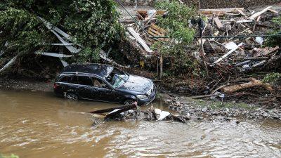 Dammschleusen ohne Warnung geöffnet? Belgische Justiz ermittelt nach Hochwasser wegen Totschlags