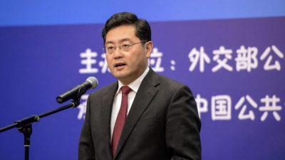 Peking schickt aggressiven China-Botschafter in die USA