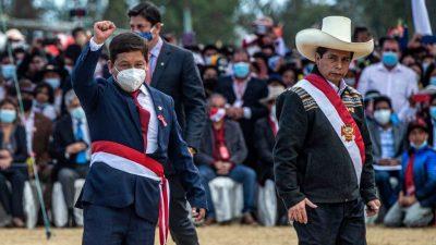 Perus Präsident ernennt 41-jährigen Politikneuling zum Regierungschef