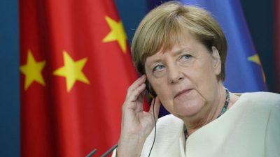 Merkel telefoniert mit Xi – Peking sieht seine Chance in Afghanistan
