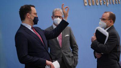 """Kassenärztechef Gassen: Regierung operiert """"unverantwortlich mit Endzeitszenarien"""""""