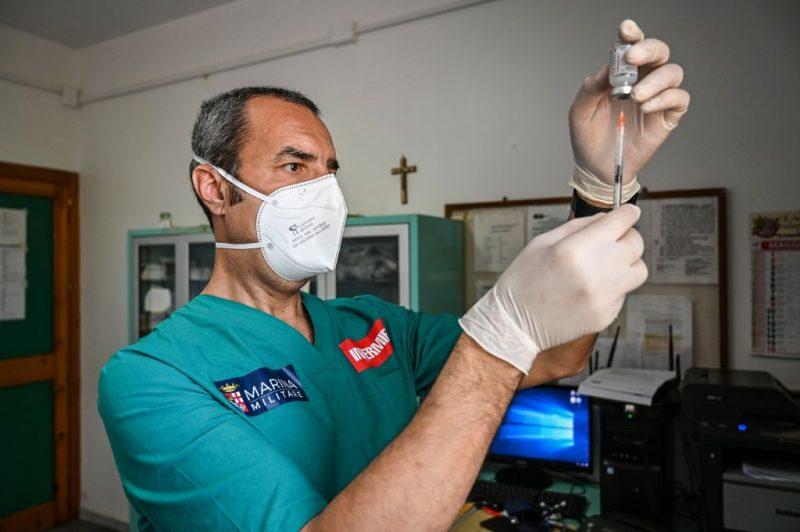 Italien: Medizinisches Personal reicht Sammelklage gegen Corona-Impfpflicht ein