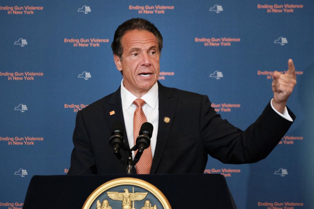 "New York erklärt wegen zunehmender Waffengewalt ""Katastrophennotfall"""