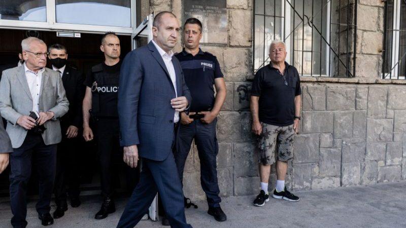 """Bulgariens Präsident beauftragt Politik-Neuling der """"Protestpartei"""" ITN mit Regierungsbildung"""