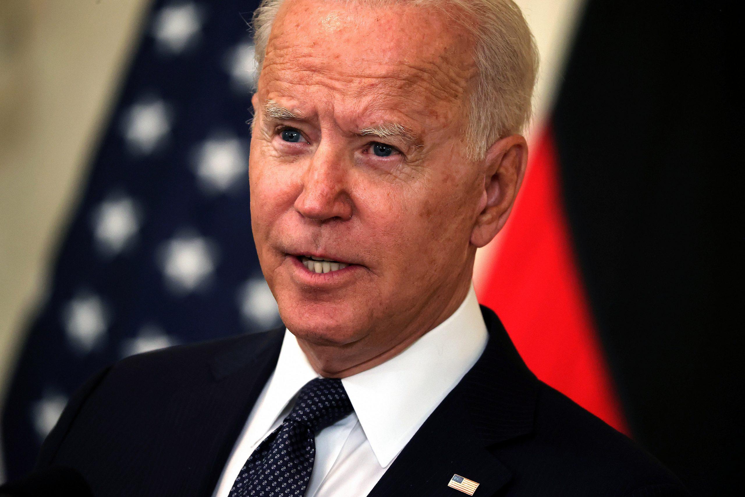 """""""Sie töten Menschen"""": US-Präsident Biden erhebt schwere Vorwürfe gegen Facebook & Co"""