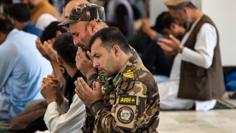 Raketenangriff auf Kabul während offizieller Zeremonien zu islamischem Opferfest