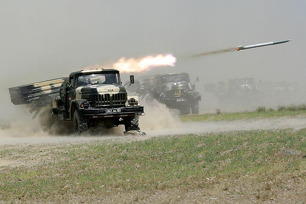 Tadschikistan hält wegen Taliban-Vormarsch Großübung ab – Russland unterstützt das Land militärisch
