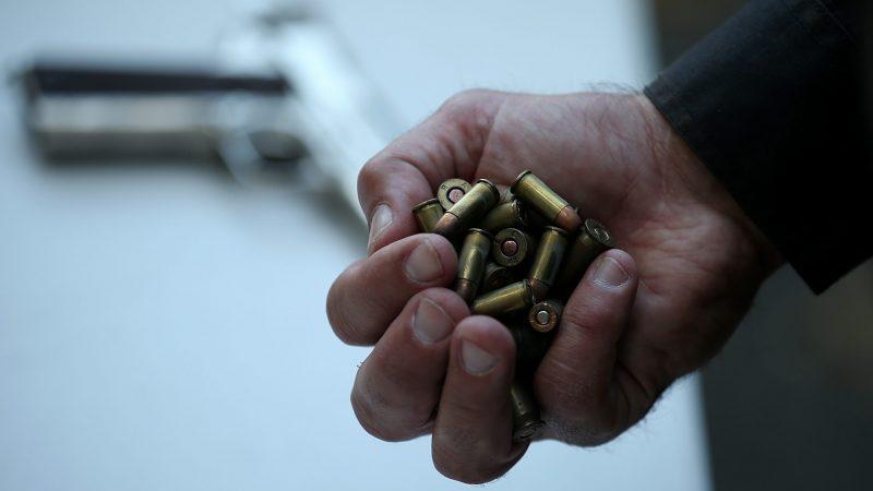 Tausende Schuss Munition in überflutetem Keller in Erftstadt entdeckt