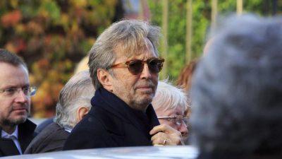 Van Morrison und Eric Clapton holen sich kulturelle Freiheit zurück