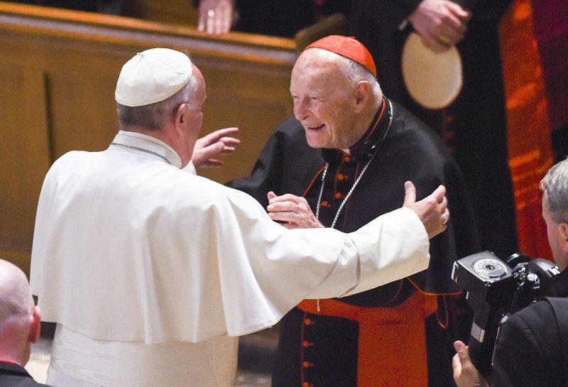 US-Staatsanwaltschaft beschuldigt Ex-Kardinal McCarrick des Missbrauchs