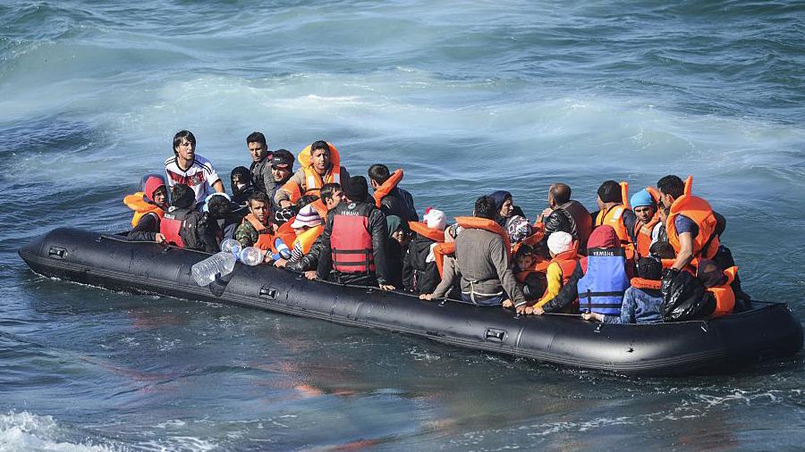 """""""Wegen fehlendem Grenzschutz kommen jedes Jahr hunderttausende Migranten"""""""